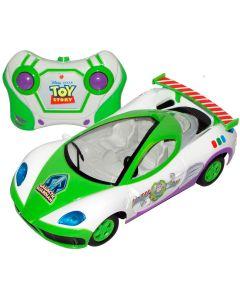 Carro Controle Remoto Star Racer Toy Story 3 Funções Candide - DIVERSOS