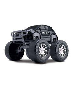 Carro de Comando Tático 027 Samba Toys - Preto