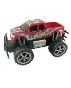 Carro Controle Remoto Four-Wheeler Pick-Up CKS Toys - Vermelho