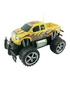 Carro Controle Remoto Four-Wheeler Pick-Up CKS Toys - Amarelo