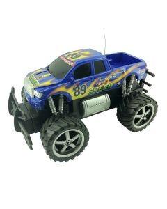 Carro Controle Remoto Four-Wheeler Pick-Up CKS Toys - Azul