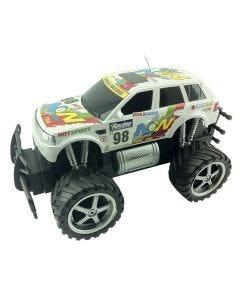 Carro Controle Remoto Four-Wheeler Rally CKS Toys - Branco