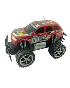 Carro Controle Remoto Four-Wheeler Rally CKS Toys - Vermelho