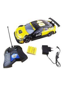 Carro de Controle Remoto Stock Car Cks Toys - Amarelo
