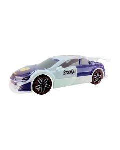 Carro de Controle Remoto Stock Car Cks Toys - Branco