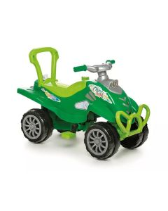 Carro de Pedal e Passeio Cross Turbo 967 Calesita - Verde