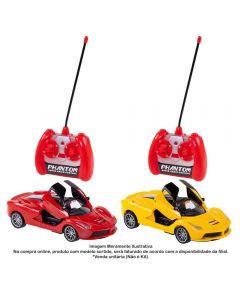 Carro Ferrari De Controle Remoro Motor Sport Cks - CP056434