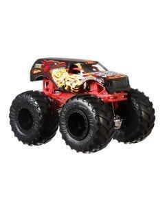 Carro Hot Wheels 1:64 Monster Trucks Mattel - Myths