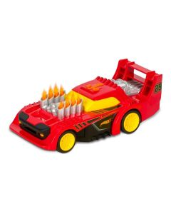 Carro Hot Wheels Road Rippers Flame Thrower 4800 DTC - Two Timer