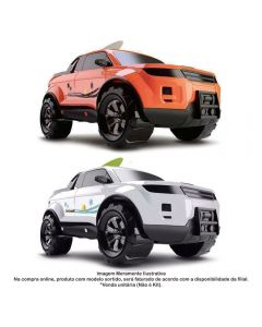 Carro Pick Up Force Surfing Concept Roma Brinquedos - 0990
