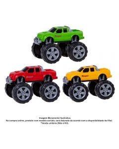 Carro Pickup Tropper Usual Plastic Brinquedos - 179