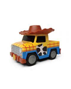 Carro Roda Livre Toy Story 4 Toyng - 34220 - Woody