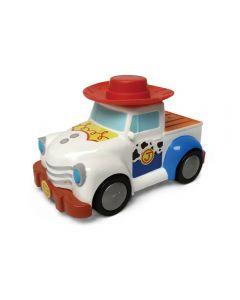 Carro Roda Livre Toy Story 4 Toyng - 34220 - Jessie