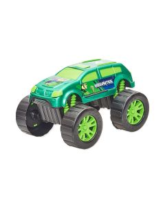 Carro Vigilante Verde Mielle - Verde