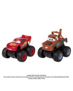 Carros De Fricção Roda Livre Monster Cars Disney Pixar Toyng - 40820