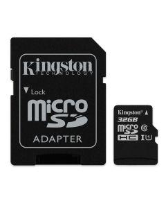 Cartão de Memória Kingston SD10 - 32GB