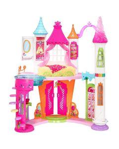 Castelo dos Doces Barbie DYX32 Mattel - ROSA