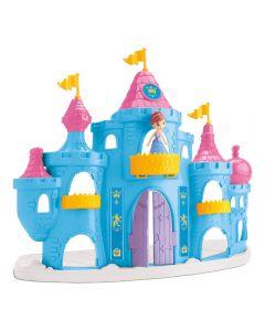 Castelo Princesa Snow Samba Toys - 0407