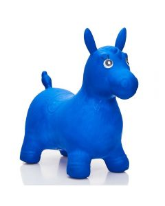 Cavalinho Pula Pula Havan - HBR0103 - Azul
