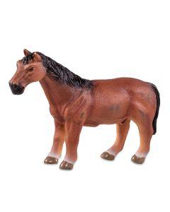 Cavalo Sonoro Havan - HBR0006 - Marrom