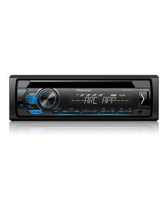 CD Player Pioneer DEH-S1180UB com AM/FM/USB - 1 DIN