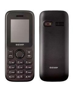 Celular GO!1c Dual Chip SEMP - Preto