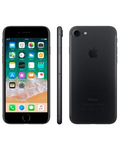 "Celular iPhone 7 Single Chip 32 GB 4,7"" Apple - Preto"