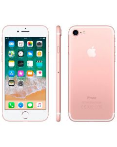 "Celular iPhone 7 Single Chip 32 GB 4,7"" Apple - Rose"