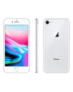 "Celular iPhone 8 64GB Single Chip Tela 4,7"" Apple - Prateado"