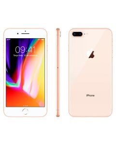Celular iPhone 8 Plus 64GB Single Chip Apple - Dourado