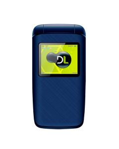 Celular Smartphone DL Flip Dual Chip YC-335 - Azul