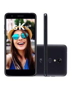 Celular Smartphone Dual Chip LG K11a - Preto