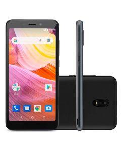 Celular Smartphone Dual Chip Multilaser MS50G - Preto