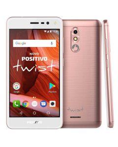 Celular Smartphone Dual Chip Positivo Twist S511 - Rosa