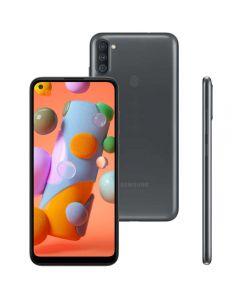 "Celular Smartphone Galaxy A11 64Gb 6,4"" Samsung - Preto"