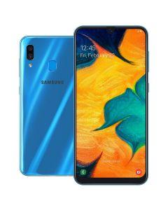 "Celular Smartphone Galaxy A30 Dual Chip 6,4"" Samsung - Azul"