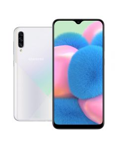 "Celular Smartphone Galaxy A30s 64GB 6,4"" Samsung - Branco"