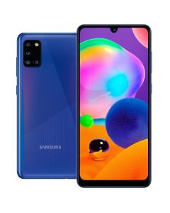 "Celular Smartphone Galaxy A31 128Gb 6,4"" Samsung - Azul"