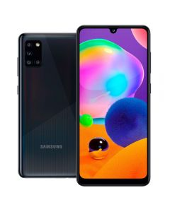 "Celular Smartphone Galaxy A31 128Gb 6,4"" Samsung - Preto"