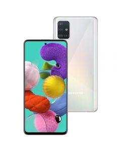 "Celular Smartphone Galaxy A51 6.5"" 128GB Samsung - Branco"