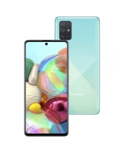 "Celular Smartphone Galaxy A71 6.7"" 128GB Samsung  - Azul"