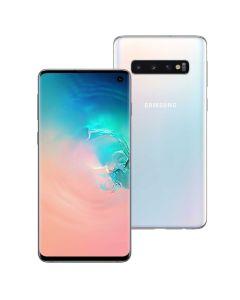 "Celular Smartphone Galaxy S10 G973F Dual Chip 6,1"" 128GB Samsung - Branco"