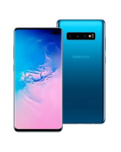 "Celular Smartphone Galaxy S10+ G975F Dual Chip 6,4"" 128GB Samsung - Azul"