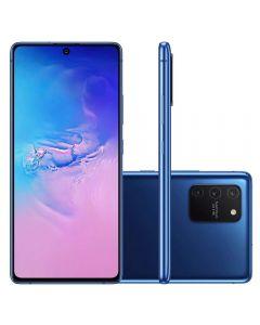 "Celular Smartphone Galaxy S10 Lite 128Gb 6,7"" Samsung - Azul"