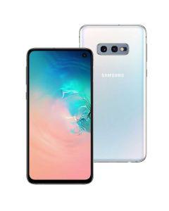 "Celular Smartphone Galaxy S10e G970F Dual Chip 5,8"" 128GB Samsung - Branco"