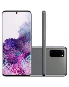 "Celular Smartphone Galaxy S20 6,2"" 128GB Samsung - Cinza"