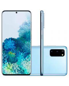 "Celular Smartphone Galaxy S20 6,2"" 128GB Samsung - Azul"