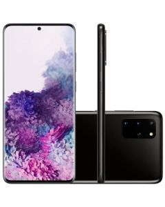 "Celular Smartphone Galaxy S20+ 6,7"" 128GB Samsung - Preto"