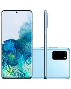 "Celular Smartphone Galaxy S20+ 6,7"" 128GB Samsung - Azul"
