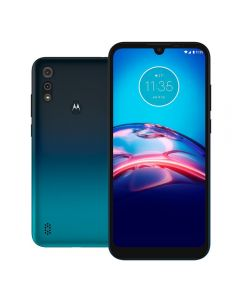 """Celular Smartphone Moto E6s 32Gb 6,1"""" Motorola - Azul"""